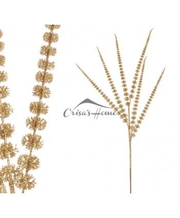Branch Glitter Gold