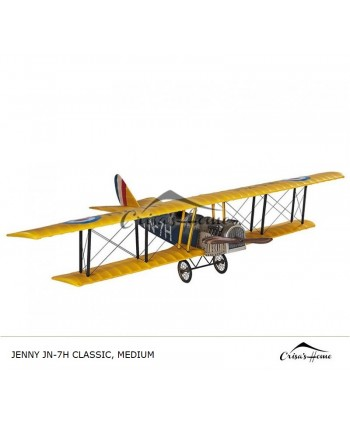 Macheta avion Jenny JN-7H Classic, Medium