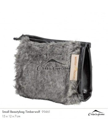 Beautybag Small Timberwolf 99461