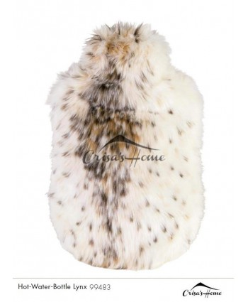 Hot Water Bottle Lynx 99483