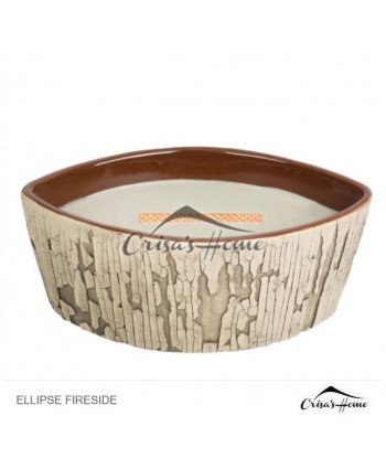 Lumanare parfumata Ellipse Fireside, Fireplace Collection